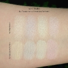 e.l.f. Studio Swatches: Eye Transformer vs Complexion Perfection