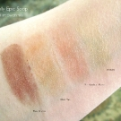 Epically Epic Soap Lip Tint Swatches: Red Clove, Chai Tea, Passionfruit Rose, Wassail