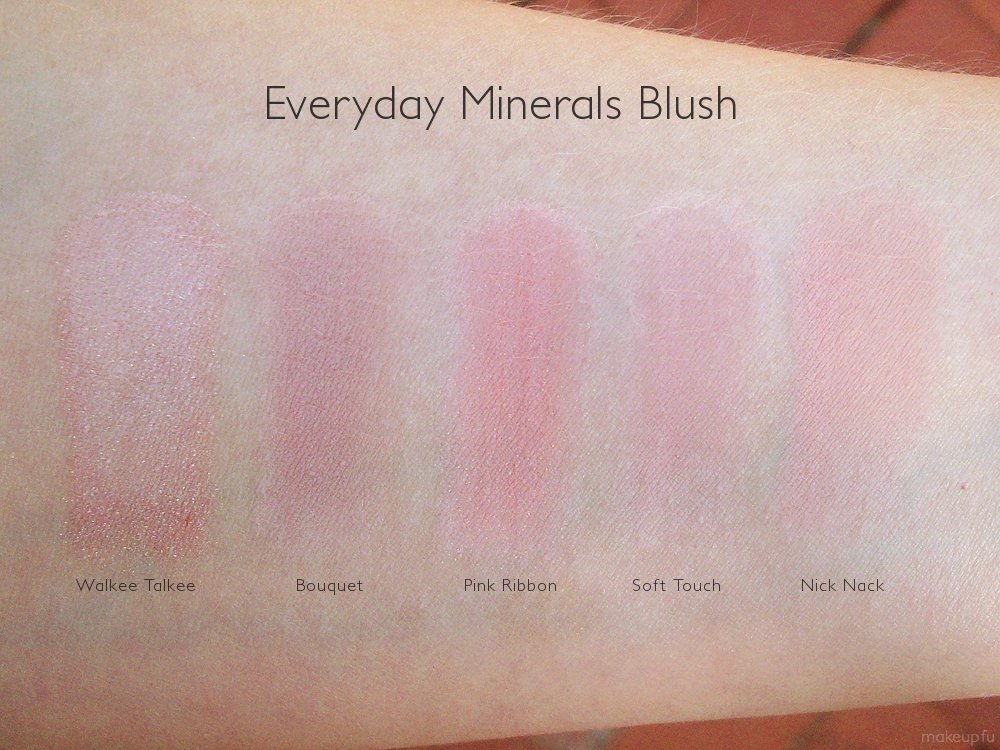 everyday minerals haul 2 makeupfu