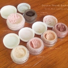 Everyday Minerals On the Reef, Coral Collection: Sea Horse, Pots and Pans, Ping Pong, Ginger Peach, Mall Punk, Mrs. Coffee