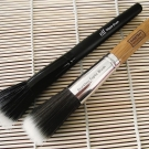 Everyday Minerals Limited Edition Foptic Brush and the e.l.f. Studio Stipple Brush
