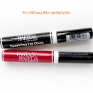 Wet n Wild Fantasy Makers Sparkling Lip Gloss in Wicked and Bleeding Heart