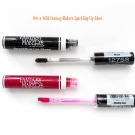 Packaging of the Wet n Wild Fantasy Makers Sparkling Lip Gloss in Wicked and Bleeding Heart