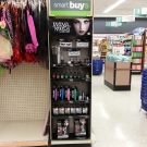 Wet n Wild Fantasy Makers 2014 collection store display in Walgreens