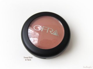 Petit Vour February 2014: OFRA Pressed Blush in Charm