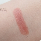 Petit Vour February 2014: Swatch of Everyday Minerals Tinted Lip Butter in Blooming Mauve