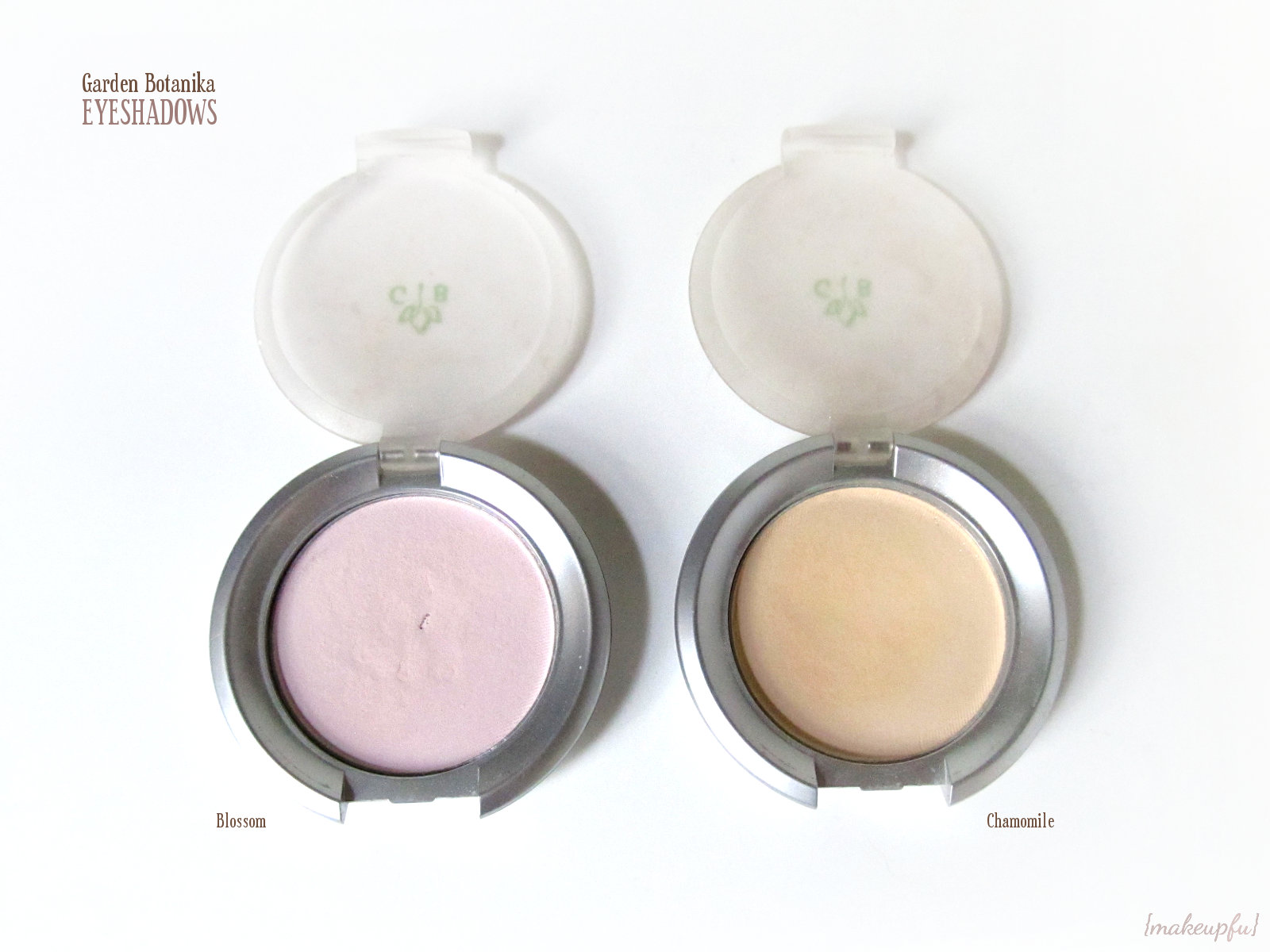 Throwback Thursday Garden Botanika Eyeshadow makeupfu