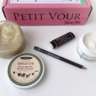 January 2014 Petit Vour Box