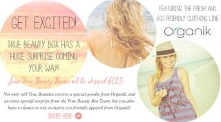 June 2013 True Beauty Box Teaser