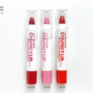 L.A. Colors Chunky Lip Pencils in Daring Red, Pretty Pink and Coral Fun