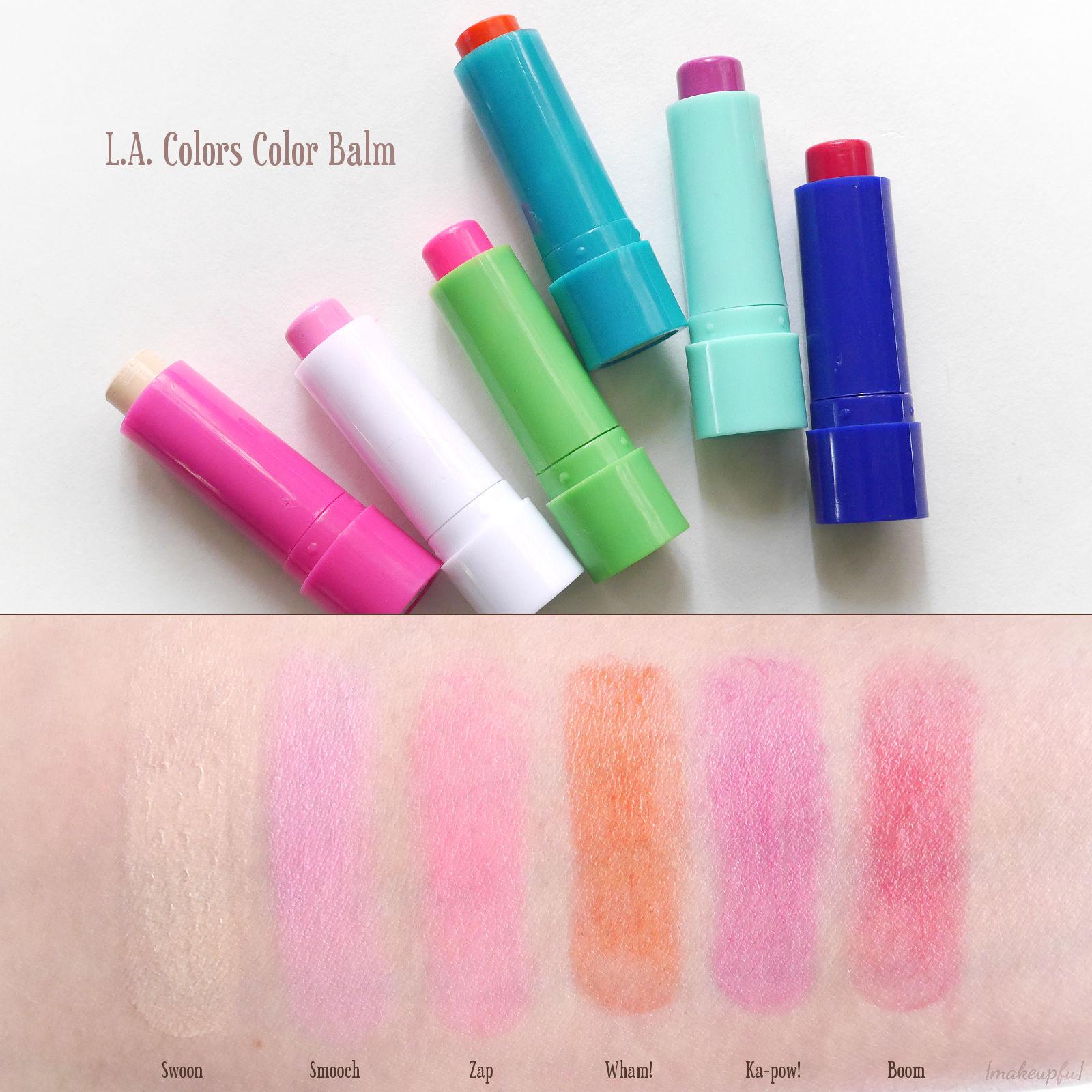 Neutral Lip Colors