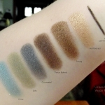 Makeup Swatches