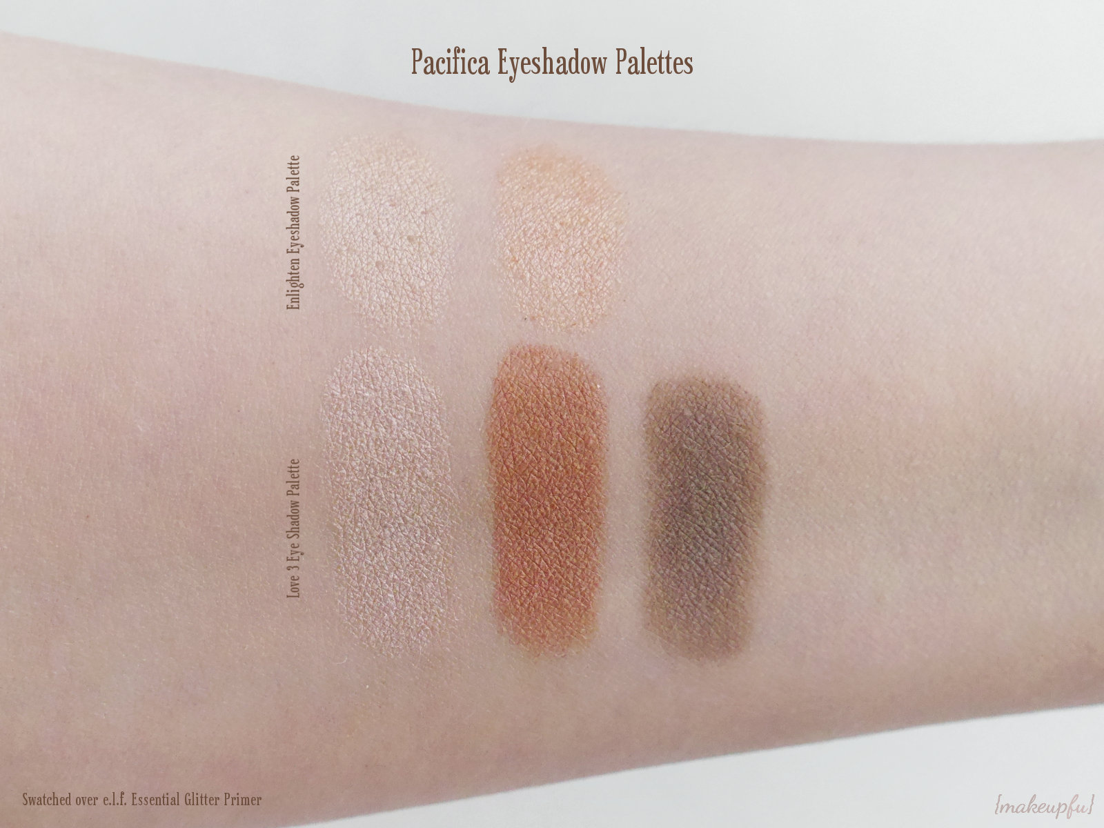 Solar Complete Color Mineral Palette by pacifica #15