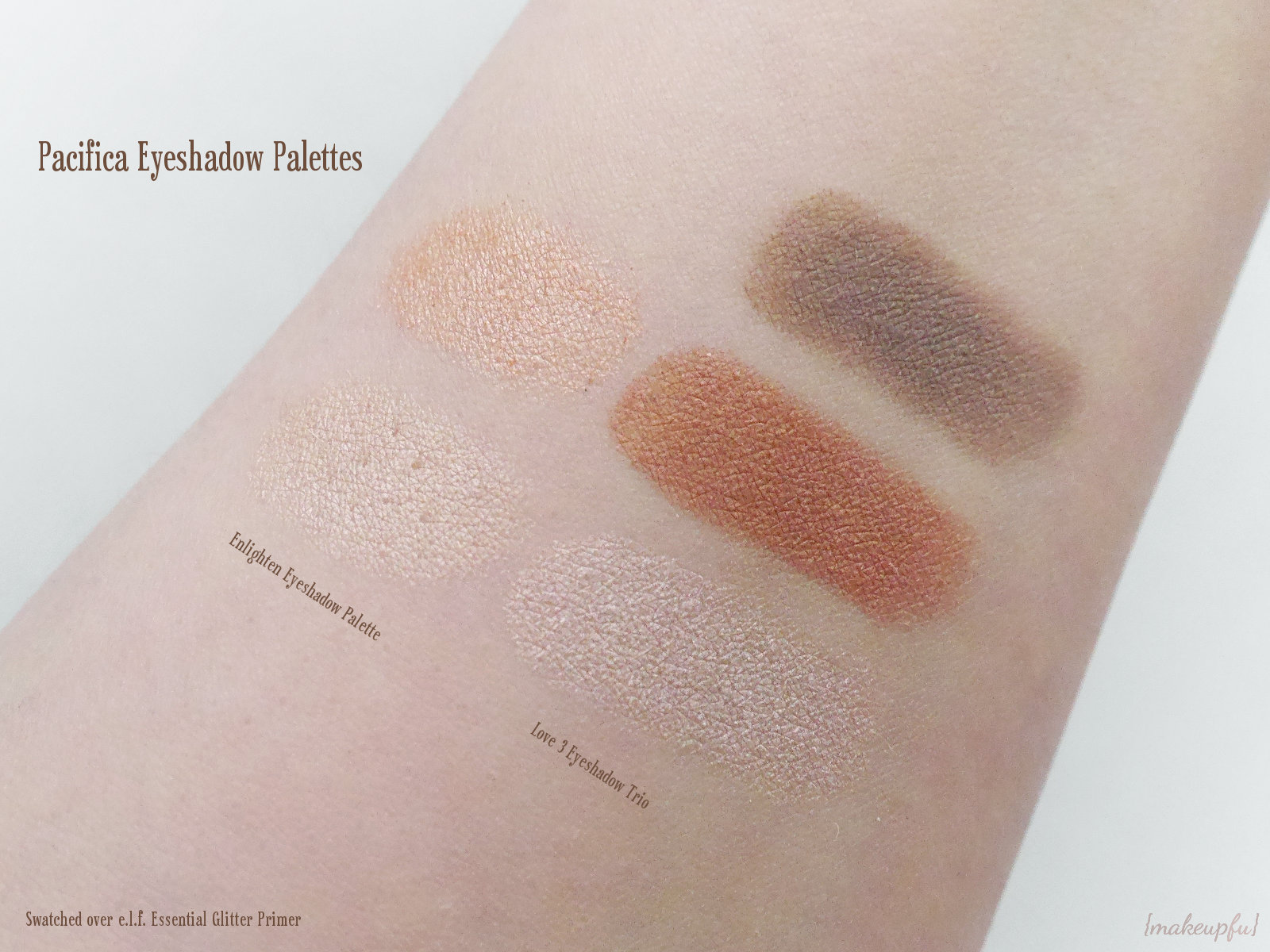 Solar Complete Color Mineral Palette by pacifica #18