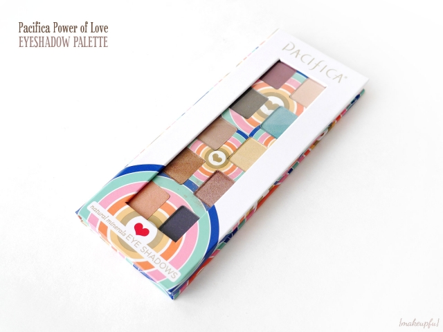 Pacifica Power of Love Eyeshadow Palette