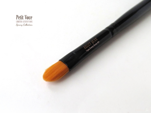 Petit Vour 2014 Limited Luxury Spring Collection Box: Kelly Quan Vegan Beauty Brush #11