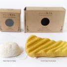 pureSOL Original Konjac Facial Sponge and Turmeric Konjac Cleansing Sponge