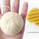 pureSOL Original Konjac Facial Sponge