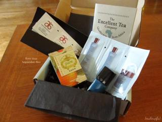 The September Petit Vour box
