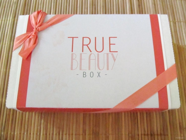 September True Beauty Box {Veganista}
