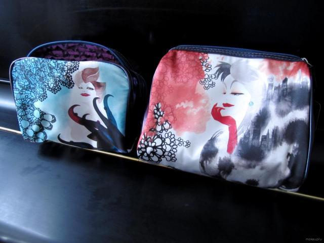 Soho Disney Villains Makeup Bags 2013
