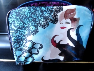 Ursula Soho Disney Villains Weekender Bag 2013
