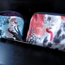 Soho Disney Villains Makeup Bags 2013