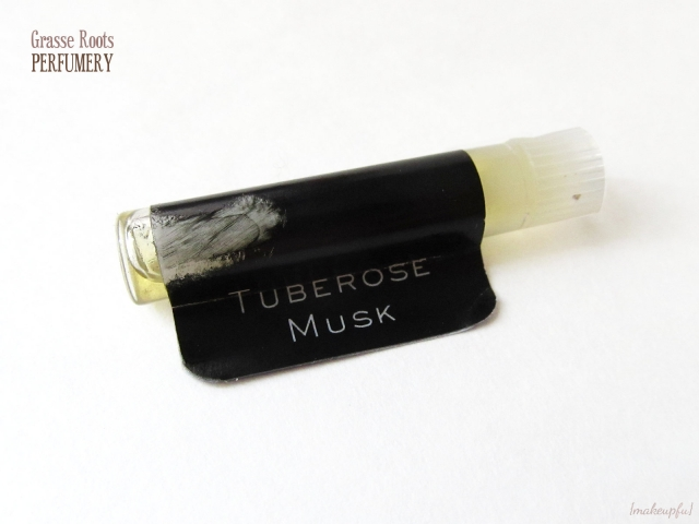 Tuberose Musk by Grasse Roots Perfumery