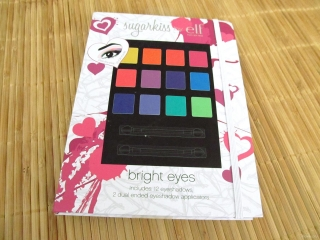 Sugarkiss by e.l.f. Beauty Book: Bright Eyes Edition