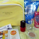 July 2013 True Beauty Box {Veganista}