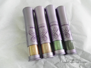 Urban Decay Loose Pigment Eye Shimmer