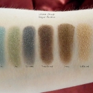 Urban Decay Vegan Palette swatches