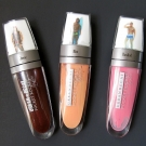 Urban Decay Pocket Rocket Lip Glosses in Jesse, Max, and Rashad