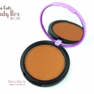 Vegan Cuts Beauty Box May 2016: Medusa\'s Make-Up Bronzer in Sun-Kissed