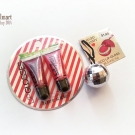 L.A. Colors Lip Gloss Duo in Sweet & Hard Candy Disco Lip Gloss | Walmart Holiday 2014