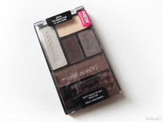 Wet n Wild Color Icon 5-Pan Eyeshadow Palette in The Naked Truth