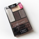 Wet n Wild Coloricon 5-Pan Eyeshadow Palette in 395A The Naked Truth