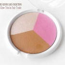 Close up of the Wet n Wild Silver Lake Spring 2015 Collection ColorIcon Blush & Glow Trio in Fair Trade