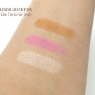 Swatches of the Wet n Wild Silver Lake Spring 2015 Collection ColorIcon Blush & Glow Trio in Fair Trade
