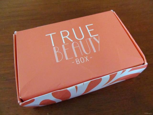 True Beauty Box packaging