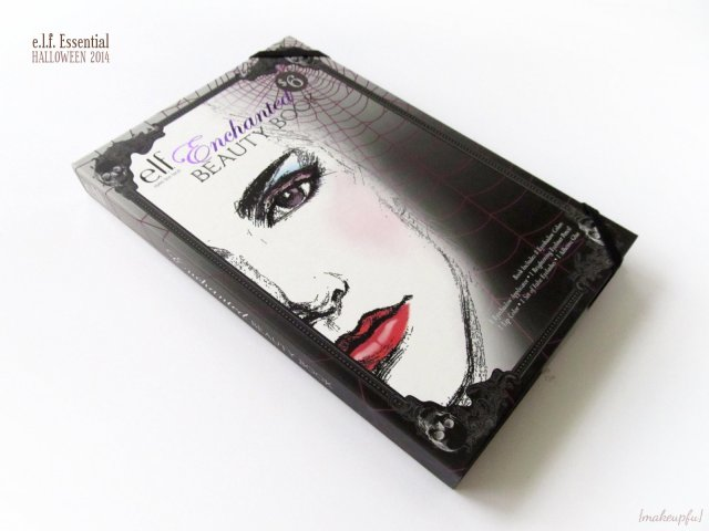 e.l.f. Halloween 2014 Enchanted Beauty Book