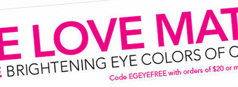 e.l.f. Promo: 10 Free Brightening Eye Colors {ENDED}