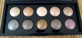 Target e.l.f. Fall 2013 Promotion: Baked Eyeshadow Palette in California {Review}