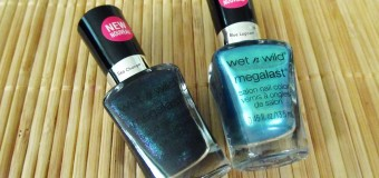 Green Wet n Wild Megalast Polishes @ Dollar General {Review}