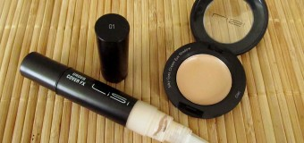 LiSi Cosmetics Under Cover FX Under Eyes Concealer + Silky Eyes Cream Eye Shadow {Review}