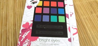 Sugarkiss by e.l.f. Beauty Book: Bright Eyes Edition {Review}