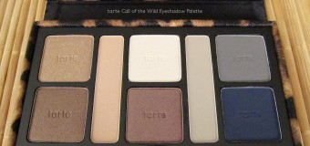 tarte Call of the Wild Eyeshadow Palette [DC] {Review}