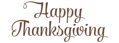 Happy Thanksgiving from {makeupfu}