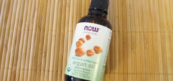 NOW Solutions Argan Oil {Review}
