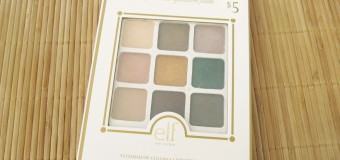 e.l.f Beauty Book: Nude ~2013 Walgreens Holiday Collection~ {Review}